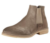 Chelsea-Stiefel taupe