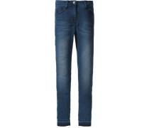 Jeans Skinny Suri Reg Fit superstretch für Mädchen blau