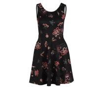 Ärmelloses Kleid 'Geta' mischfarben / schwarz