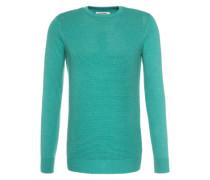 Pullover blau / grün