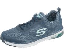 Sneaker mit Memory Foam blau