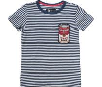 Andy Warhol T-Shirt 'julio' für Jungen blau