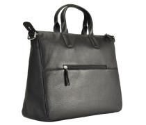 Faro 6 Businesstasche Leder 40 cm Laptopfach schwarz