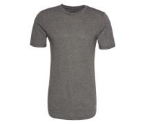 T-Shirt 'Jorwilder Tee SS Crew Nec' grau