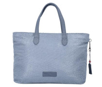 Shopper 'Andrina' blau