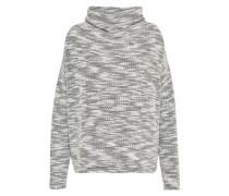 Pullover 'Taturtle' graumeliert
