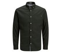 Button-down Oxford Hemd