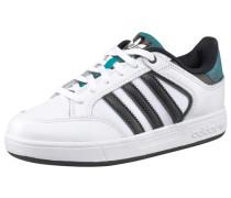 Varial J Sneaker petrol / schwarz / weiß