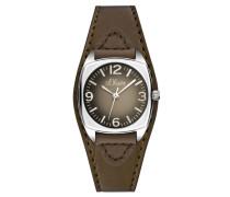 """Armbanduhr """"so-2791-Lq"""" braun"""