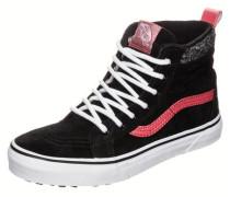 'Sk8-Hi Zip Mte' Sneaker Kinder schwarz