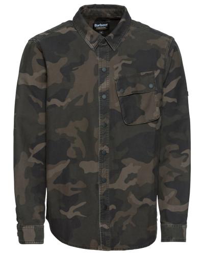 Hemd 'Camo Overshirt'