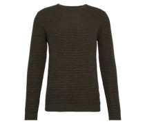 Pullover 'shnnewvincebubble Crew Neck Noos' tanne