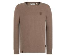Male Sweatshirt braun