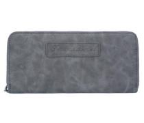 'Nicole' Geldbörse 195 cm dunkelgrau