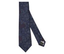 Krawatte ' Custom Fit ' blau