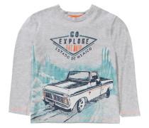 Baby Jeans für Jungen türkis / dunkelblau / grau / graumeliert / orange