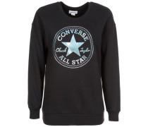 Shine Pack Graphic Oversized Crew Sweatshirt