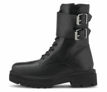 Schnür-Boots Platform-Boots
