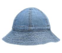 Hut blue denim