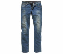 Straight-Jeans 'Dylan' blau