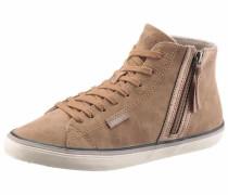 Sneaker - Boots hellbraun