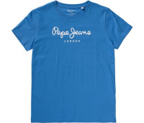T-Shirt ART für Jungen blau