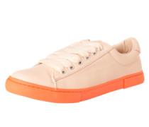 Sneaker 'Lotus' nude / pink