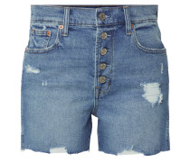 Jeans Shorts 'v-Ww HR' blue denim