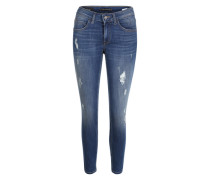 'Bambi' Skinny Jeans blau