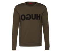 Sweater 'Dicagor' oliv