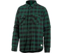 All Day Langarmhemd Herren grün