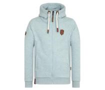 Zipped Jacket 'Birol IX' pastellgrün