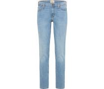 Jeans ' Tramper Tapered ' blau