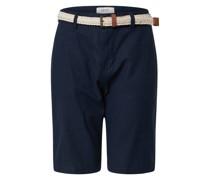 Shorts 'F Basic Co/li' dunkelblau