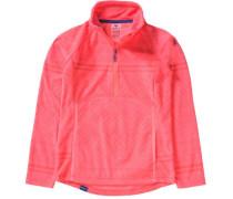 Fleecepullover 'cascade' pink