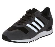 Sneaker 'ZX 700' dunkelgrau / schwarz / weiß