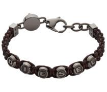 Armband »Foundry Dx0948060« braun