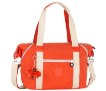 Basic Plus Art S Handtasche 44 cm neonorange