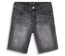Jeansshorts '5P Relaxed Slim' grau