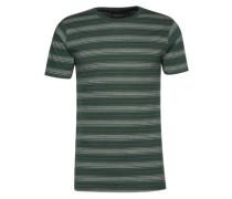 T-shirt 'martez' dunkelgrün