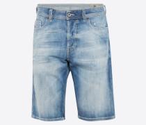 Jeansshorts 'keeshort' blue denim