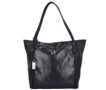Helena Shopper Tasche 44 cm schwarz