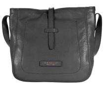 Plume Soft Donna Shopper Leder 28 cm schwarz