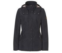 Jacke im modernen Stil schwarz