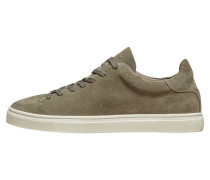 Sneakers oliv