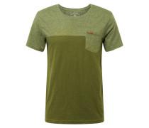 Shirt 'terminal' khaki