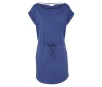 Jerseykleid 'Kano' blau
