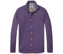 Hemd 'thdm SLS CHK Shirt L/S 20' mischfarben