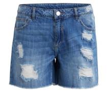Denim-Shorts 'Viditty' blue denim