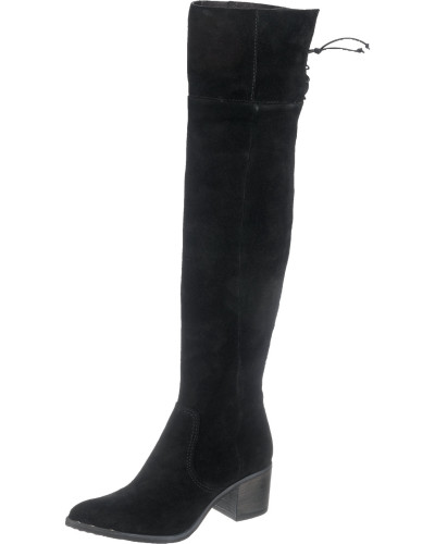 MJUS Damen Stiefel schwarz